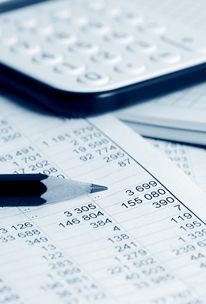 Accounting and audit services